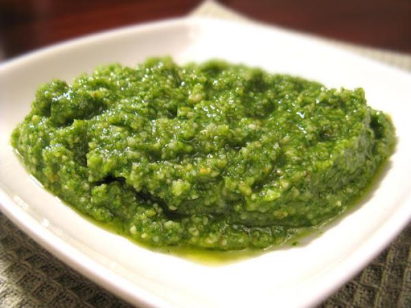 Fresh Pesto Recipe