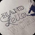 Handwriting Design icon
