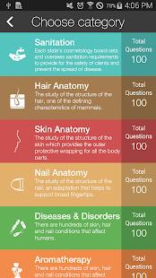 Cosmetology Exam StudyToken