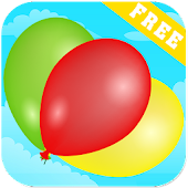 Balloon Popping Game Toddlers