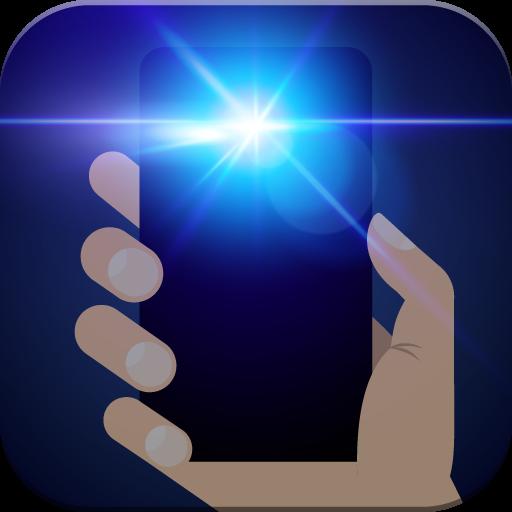 最好的登山手電筒 - 夜明燈 生產應用 LOGO-玩APPs