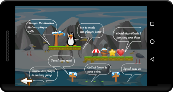 Penguin Run- screenshot thumbnail