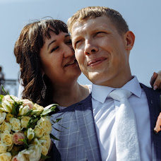 Wedding photographer Vladimir Aziatcev (VladimirNA). Photo of 16.09.2017