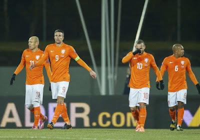 Les Pays-Bas, cela ne s'arrange pas...