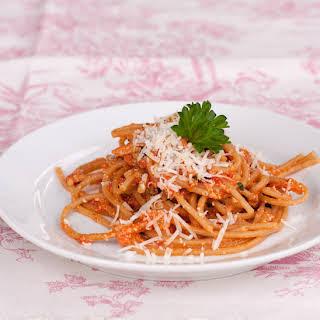 Spaghetti with Tuna.