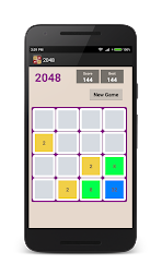 2048 Puzzle PRO(No Ads) APK screenshot thumbnail 3