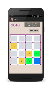 2048 Puzzle PRO(No Ads) Screenshot