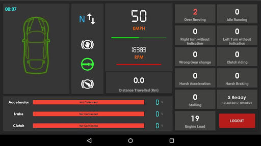 In Car Automation 2.4 screenshots 2