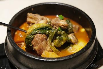 上岩阿哲西韓式料理