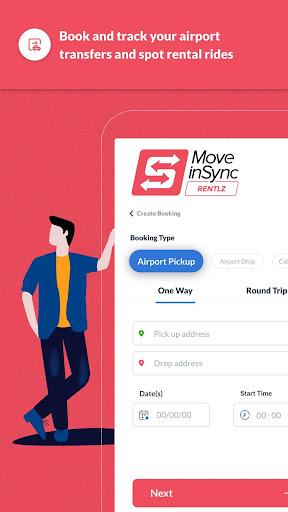 MoveInSync - Office commute solution 7.5.1 screenshots 6