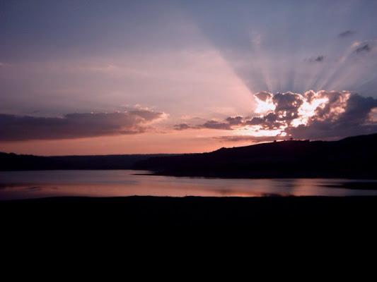 il cielo nel lago di bbenjo