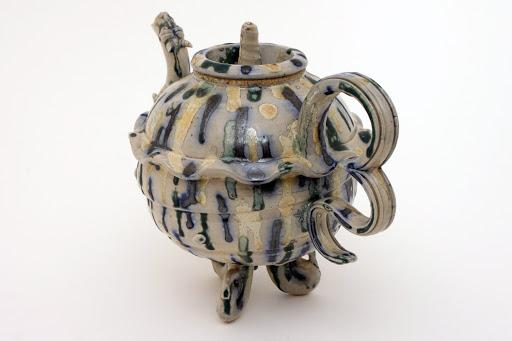Peter Meanley Ceramic Teapot 20