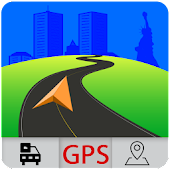Easy GPS Navigation & MAP
