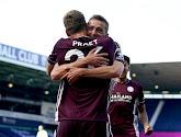 Timothy Castagne keert terug uit blessure en kan dit weekend zijn rentree maken voor Leicester City