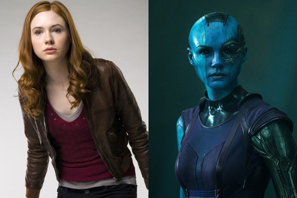 Karen Gillan – Guardians Of The Galaxy