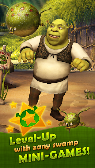 Pocket Shrek- screenshot thumbnail