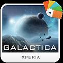 XPERIA™ Galactica Theme icon