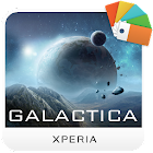 XPERIA™ Galactica Theme icon