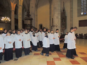 Photo: Sv. omša v katedrále
