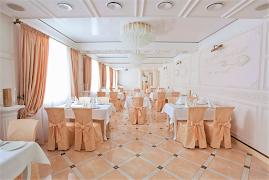 Ресторан Sir при отеле Villa de Ville
