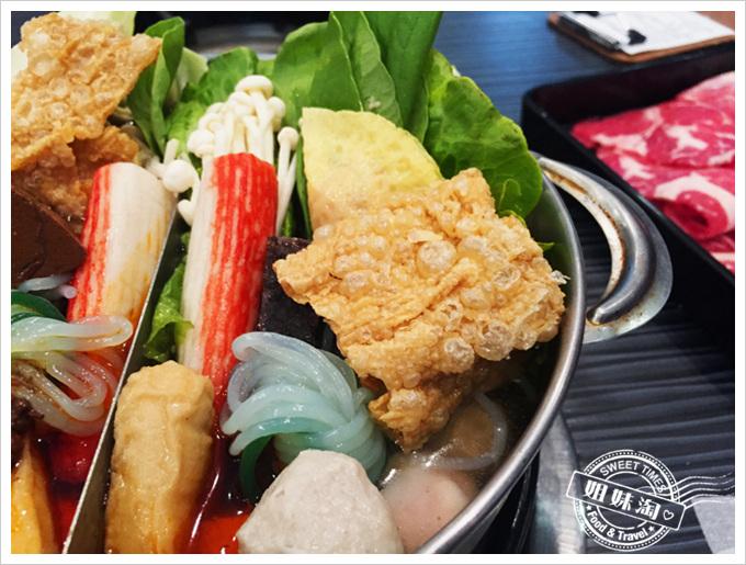 五鮮級龍骨鍋