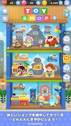 LINE:ピクサー タワー ~おかいものパズル~のおすすめ画像4