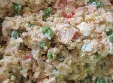 Rice And Tuna Salad Recipe