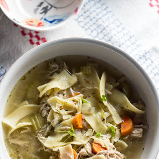 Vegetable Noodle Soup Crock Pot Recipes