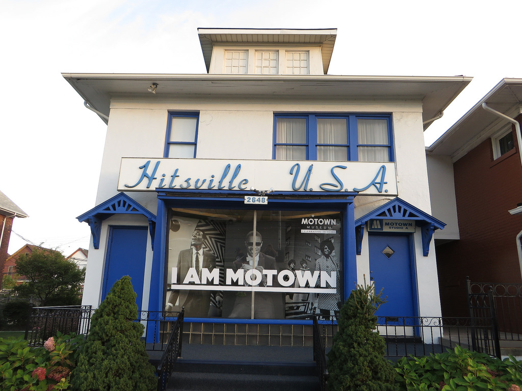 Image result for Motown Historical Museum