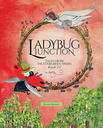 Ladybug Junction cover