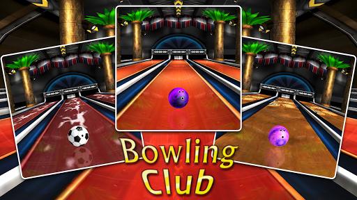 Bowling Club : Roller Ball Games APK MOD screenshots 1