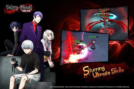 Tokyo Ghoul: Dark War 1.1.8 4