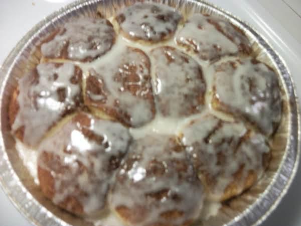 Easy Cinnamon Rolls ( Kat's) Recipe
