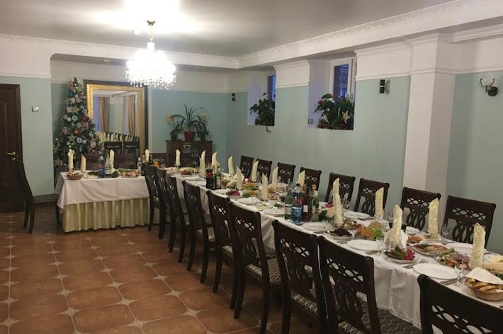 Фото №2 зала Зал «Обеденный»