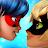 Miraculous Ladybug & Cat Noir logo