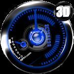 DriftXBlue iconpack Next Theme Icon