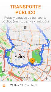 OsmAnd+ Mapas y Navegación 7