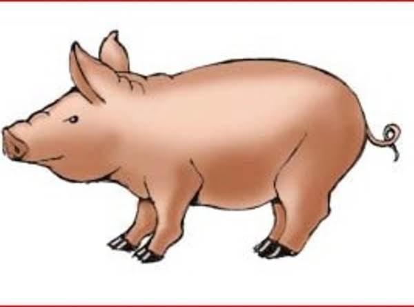 Crockpot Pork Dinner