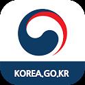 대한민국정부포털 icon