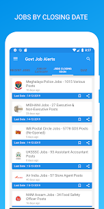 Daily Govt Job Alerts Sarkari Naukri Daily GK Apk Download For Android 3