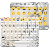 Simple Elegant Silk Emoji Skin
