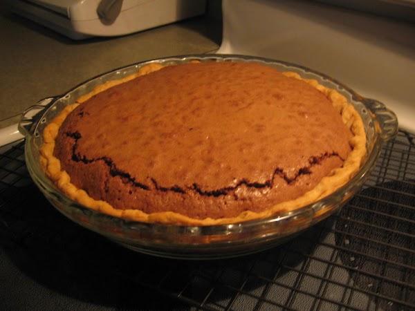 Baked Chocolate Pudding Cake/brownie - Dee Dee's Recipe