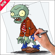 How To Draw Plants Vs Zombies by EasyDrawing icon