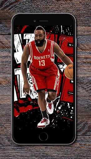James Harden Wallpaper HD NBA Screenshot 2