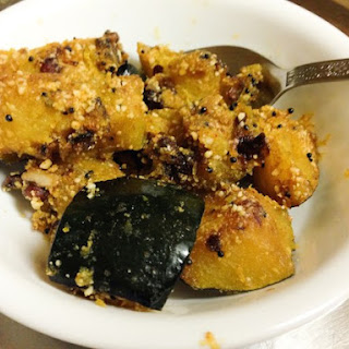 Pumpkin Stir Fry - Gummadikaya Vepudu Recipe