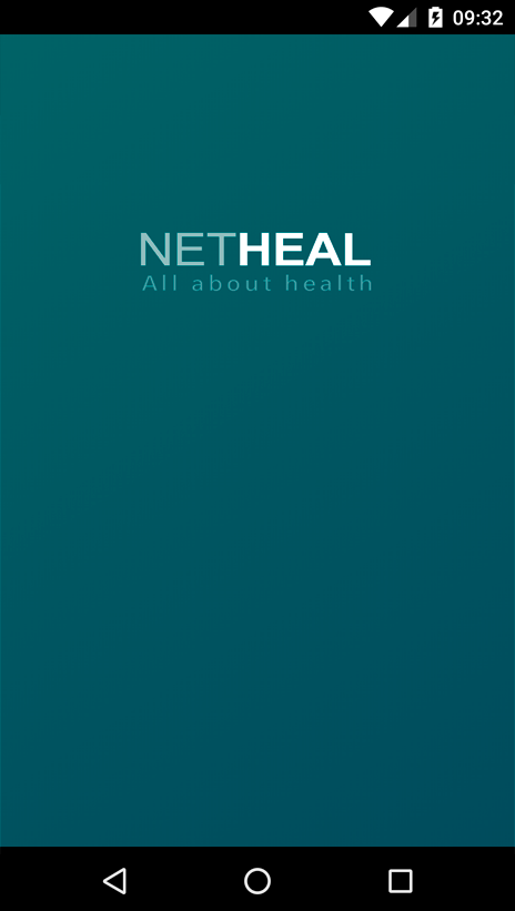 NetHeal- screenshot