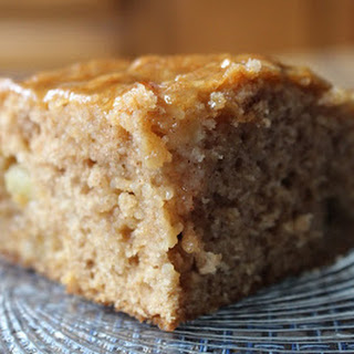 Dappled Apple Cake