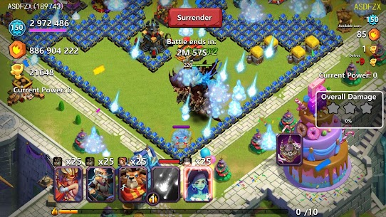 Clash of Lords 2: Guild Castle Mod Apk Download For Android and Iphone 8