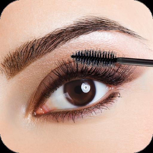 Eyelashes Makeup Camera