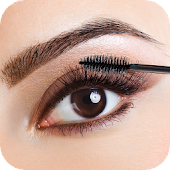 Eyelashes Makeup Camera